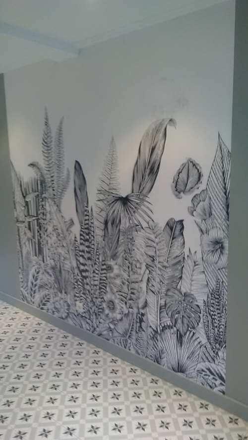 Papier peint panoramique tendance