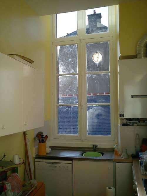 Réfection d'une ancienne cuisine