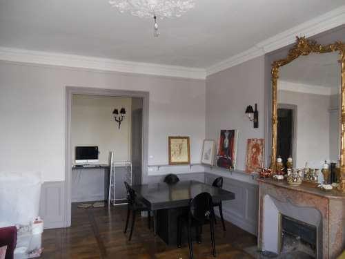 Rénovation complète d'un salon