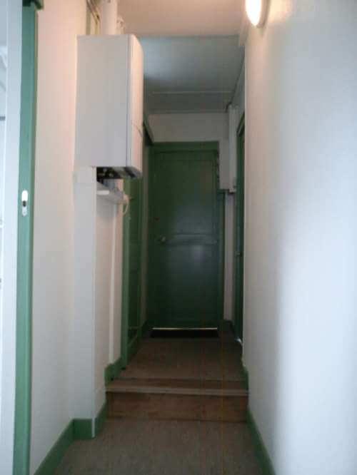 Rénovation d'un couloir d'immeuble