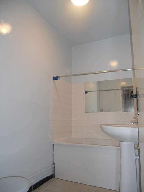 Rénovation d'une salle de bain à Villejean, Rennes