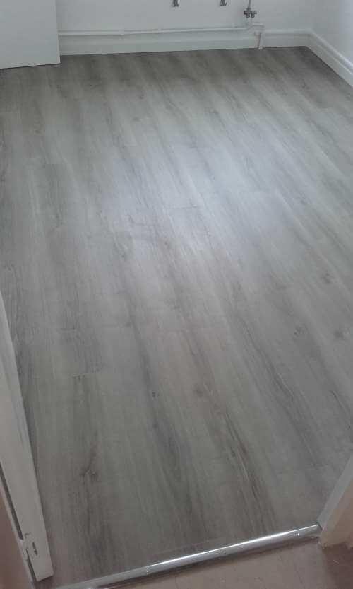 Revêtement de sol en lames PVC